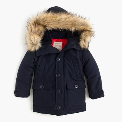 Pre-order Kids' Nordic parka