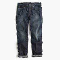 770 straight denim cabin pant in Schaeffer wash