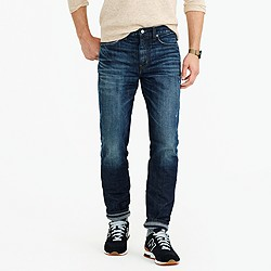 770 denim cabin pant in Schaeffer wash