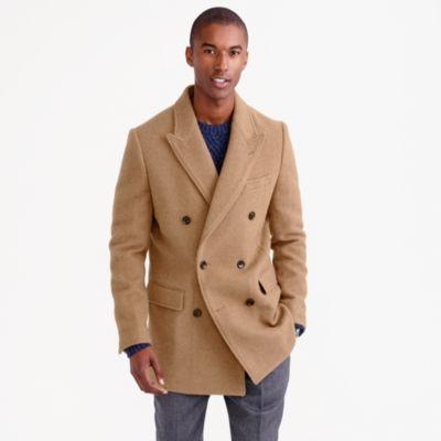 English Camel-Hair Peacoat : Men's Coats & Jackets | J.Crew