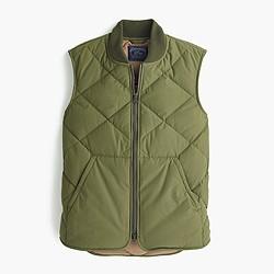 Nordic down vest