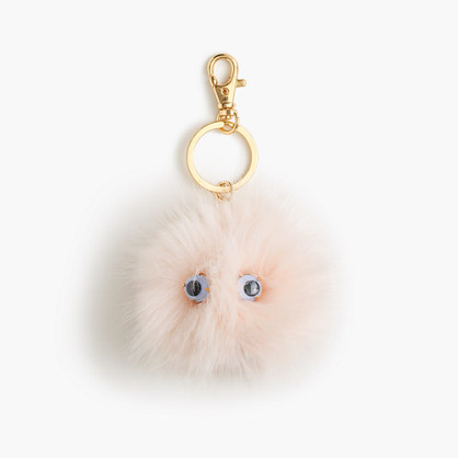 Kids' Max the Monster fuzzy key chain