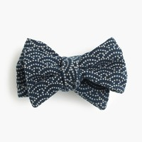 Kiriko™ bow tie in dot