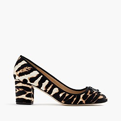 Sophia pumps in calf hair