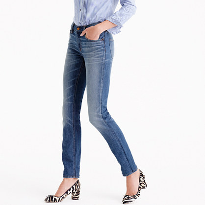 Tall matchstick jean in Stockdale wash