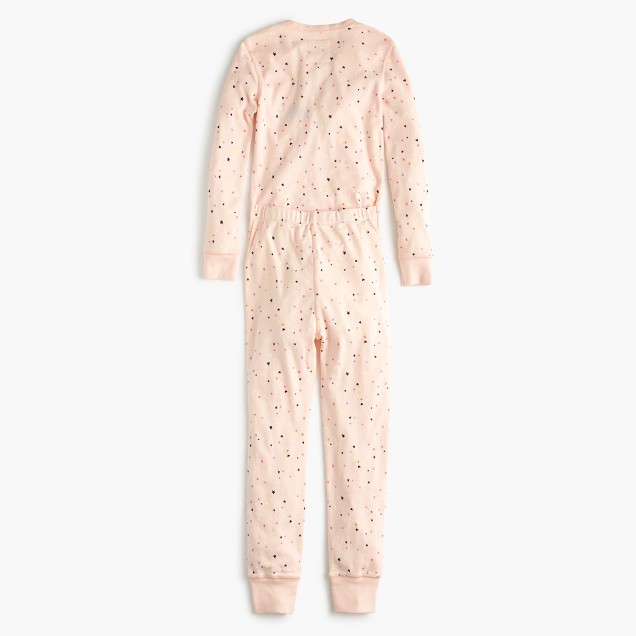 Kids' Sleepy Jones® for crewcuts hearts & stars union suit