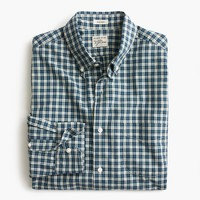 Secret Wash shirt in hedley check