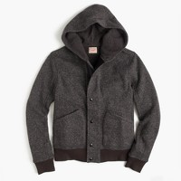 Summit fleece full-zip hoodie