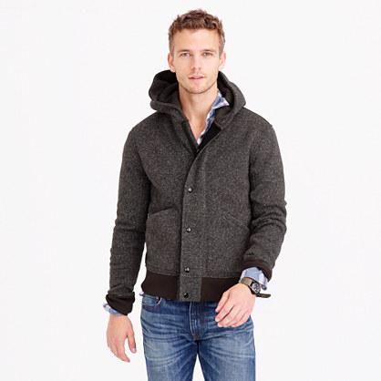 Summit fleece full-zip hoodie