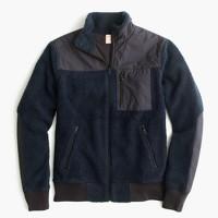 Grizzly fleece full-zip jacket