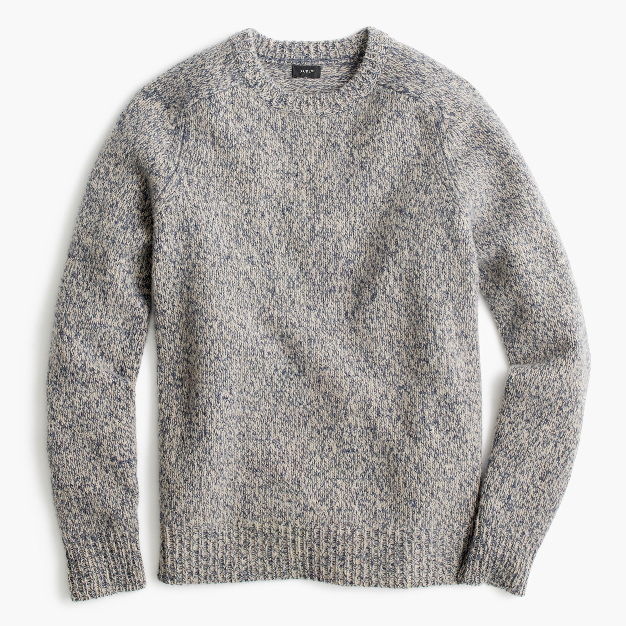 Brushed Lambswool Sweater : Men's Sweaters | J.Crew