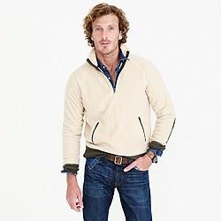 Grizzly fleece half-zip pullover