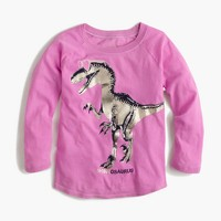 "Girls' ""Shineosaurus"" T-shirt"