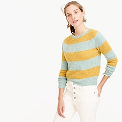 Harley of Scotland™ for J.Crew striped sweater