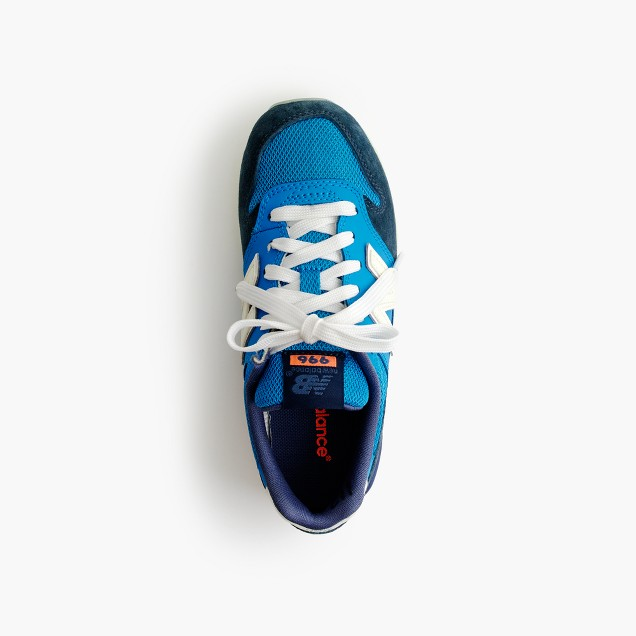 Kids' New Balance® for crewcuts 996 sneakers