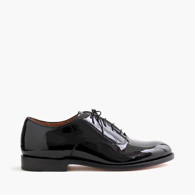 Ludlow balmoral tuxedo shoes