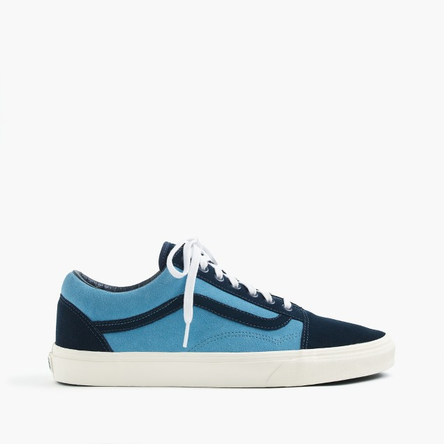 Vans® for J.Crew Old Skool sneakers in suede