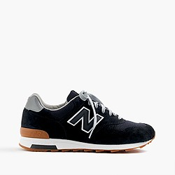 New Balance® for J.Crew 1400 sneakers in black