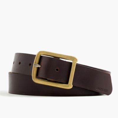 Billykirk® for J.Crew leather belt