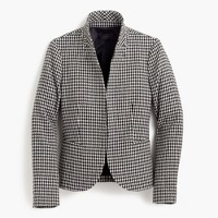 Lady jacket in Italian confetti houndstooth