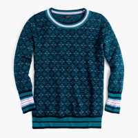 Tippi sweater in festive Fair Isle