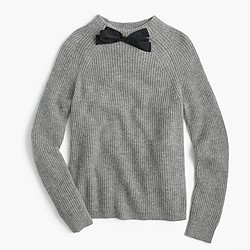 Gayle tie-neck sweater