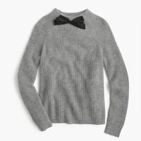 Gayle tie-neck sweater