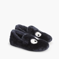 Boys' Max the Monster furry slippers