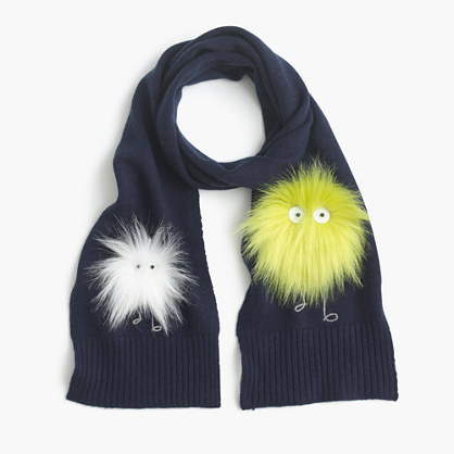 Girls' Max the Monster scarf