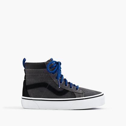 Kids' Vans® lace-up high-top sneakers