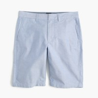 "10.5"" solid oxford short"