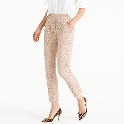 Tall lace pant