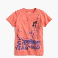 Boys' sailboat T-shirt