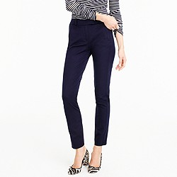 Tall Maddie pant in bi-stretch cotton