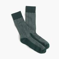 Zigzag performance socks