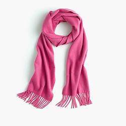 Hogarth™ for J.Crew Scottish cashmere scarf