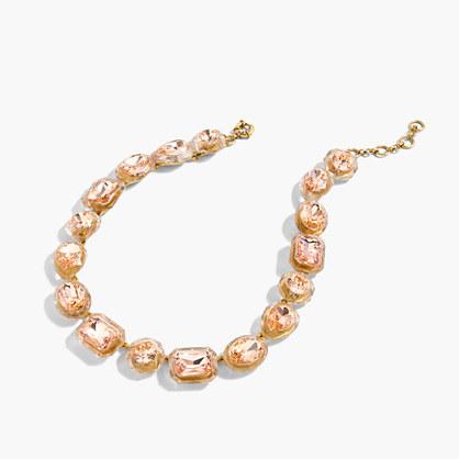 Jewel box necklace