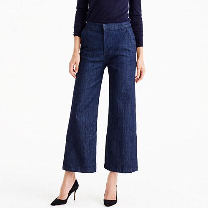 Rayner trouser jean in dark wash