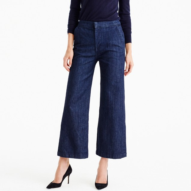 Rayner trouser jean in dark wash