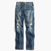 Point Sur high-rise stacker jean
