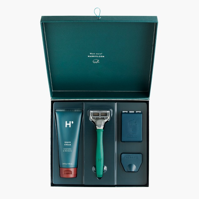 Harry's™ for J.Crew rubberized shave set
