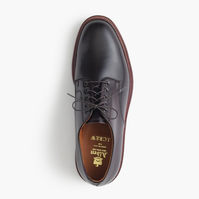 Alden® for J.Crew shell cordovan dover shoes