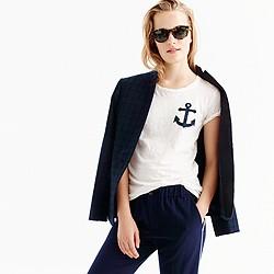 Black Watch anchor T-shirt