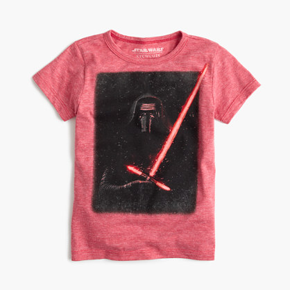 Kids' Star Wars™ for crewcuts Kylo Ren T-shirt