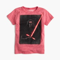 Kids' Star Wars™ for crewcuts glow-in-the-dark Kylo Ren T-shirt