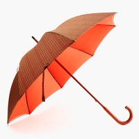 London Undercover™ plaid umbrella