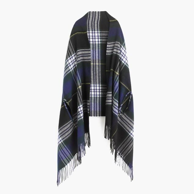 Cape-scarf