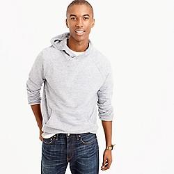 Rugged cotton hoodie