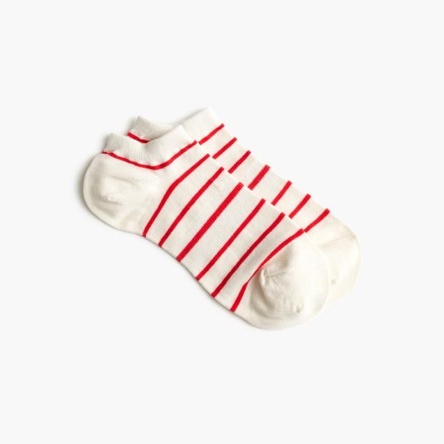 Non-slip ankle socks