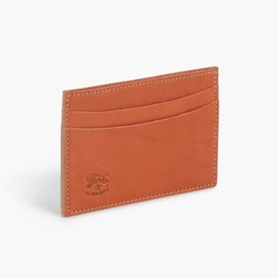 IL Bisonte® leather card case